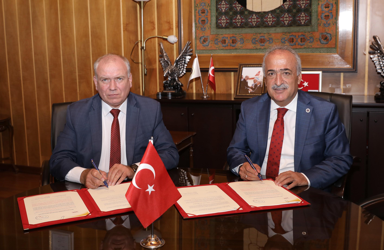 Atatürk Üniversitesi Rusya ile işbirliği