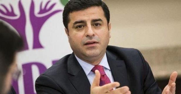 'CHP tarihi bir hata yaptı' diyen Demirtaş'tan olay açıklamalar!