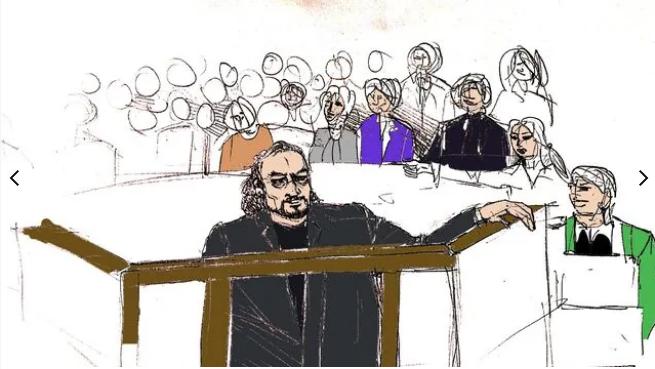 'Adnan Oktar Suç Örgütü' davasında sorgular sürüyor