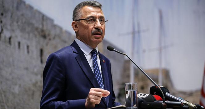 Oktay: 'Doğu Akdeniz bölgesinde barış ve istikrardan yana duruşumuzu sürdüreceğiz'