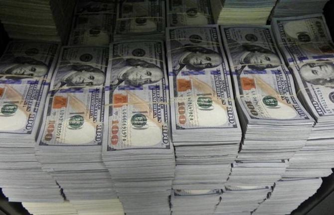 UYP açığı 351,5 milyar dolar oldu