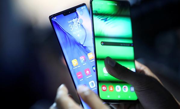 Huawei Mate 30 Pro tanıtıldı! Google sürprizi, işte fiyatı...