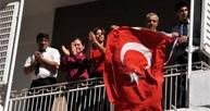 Türkiye bayrağa sarıldı