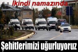 Erzurum ayağı kalktı!