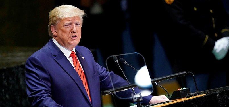 Trump'tan Çin'e yeni yaptırım mı geliyor?