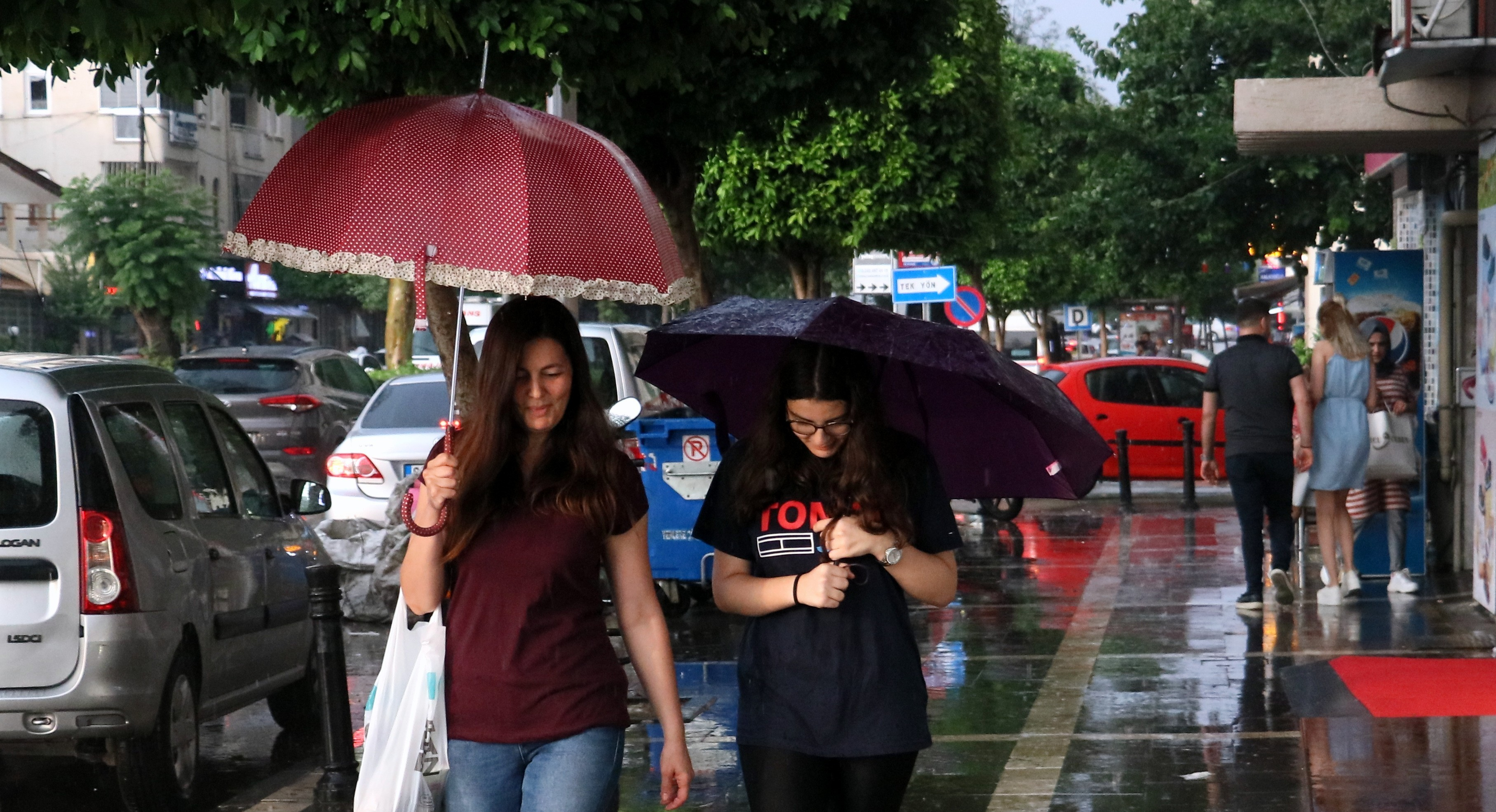 Doğu'da 4 ilde sağanak yağış bekleniliyor