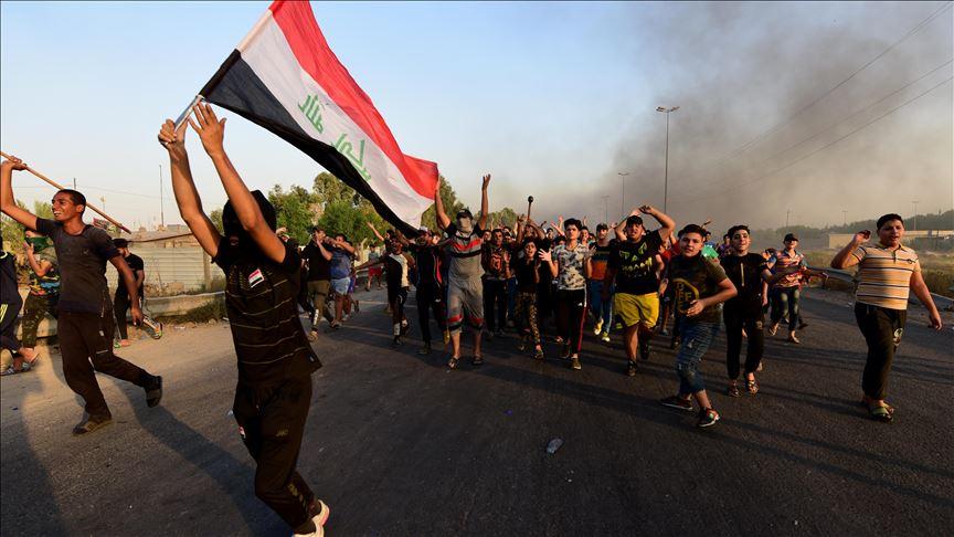 Irak'taki gösterilerde ölenlerin sayısı 42'ye yükseldi
