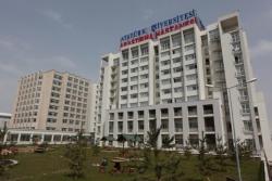 Erzurum'da yeni hastanede hazır