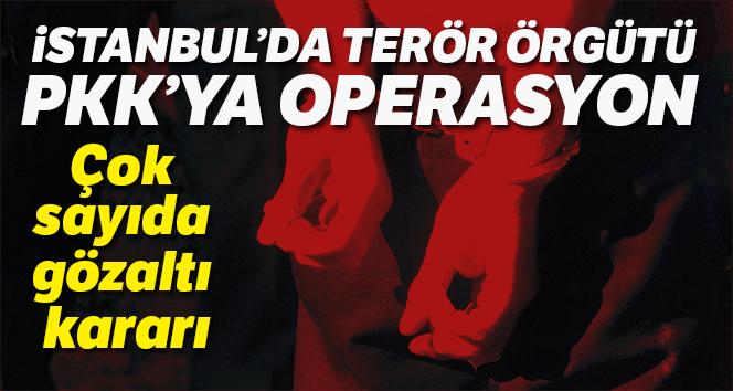 PKK'ya operasyon: 22 gözaltı