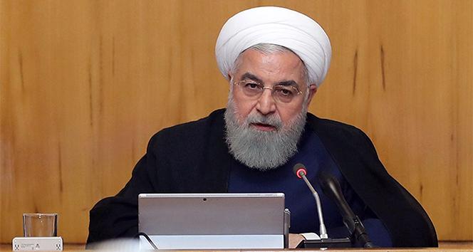Ruhani: 'Türkiye, güney sınırındaki endişeleri konusunda haklı'