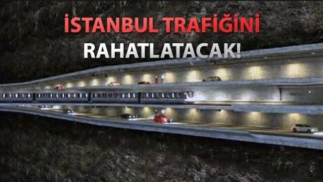 3 Katlı Büyük İstanbul Tüneli ihalesine yoğun ilgi