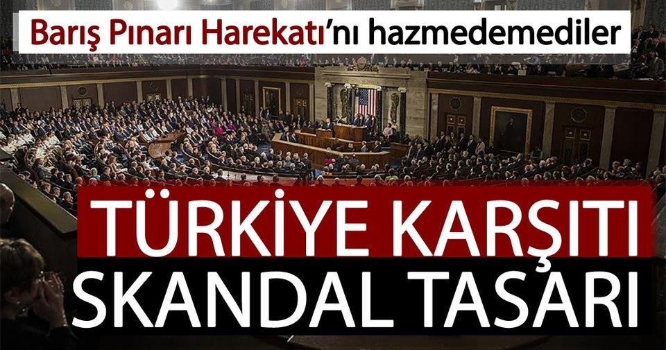 ABD Senatosu'ndan Türkiye'ye karşı skandal hamle!