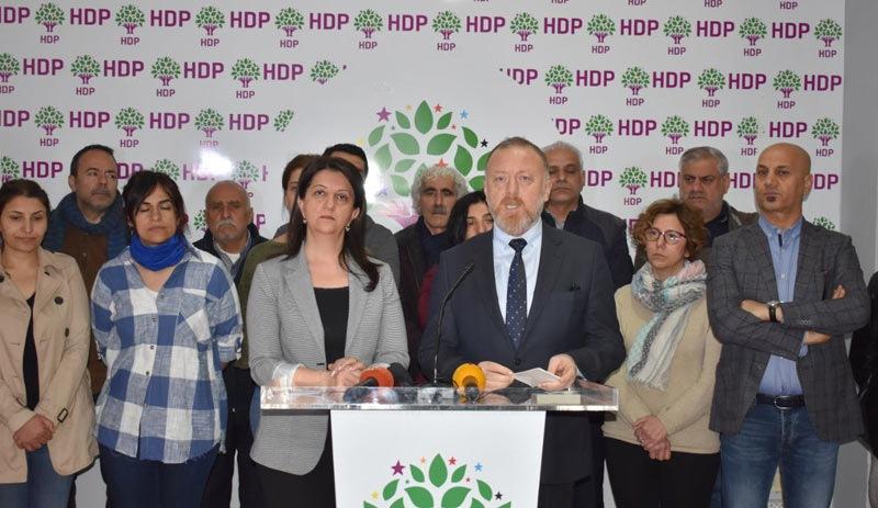 HDP'li Pervin Buldan ve Sezai Temelli hakkında soruşturma başlatıldı