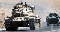 Türk tankları Kuzey Irak'ta!