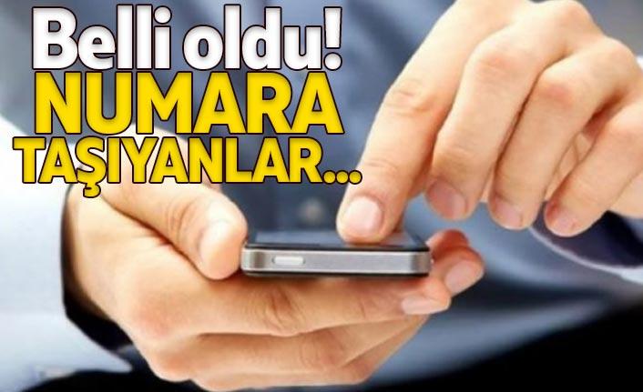 Türkiye'de numara taşıyanların sayısı 129 milyona ulaştı