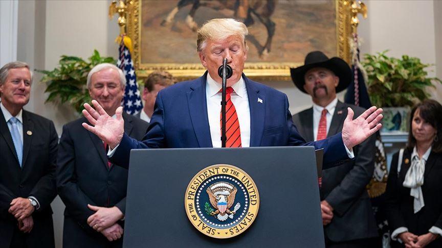 ABD Başkanı Trump'tan Avrupa'ya DEAŞ çağrısı!