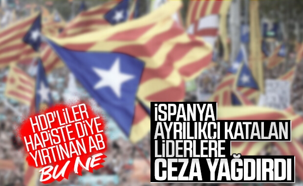 İspanya'da Katalan siyasetçiler hakkındaki karar ortalığı karıştırdı