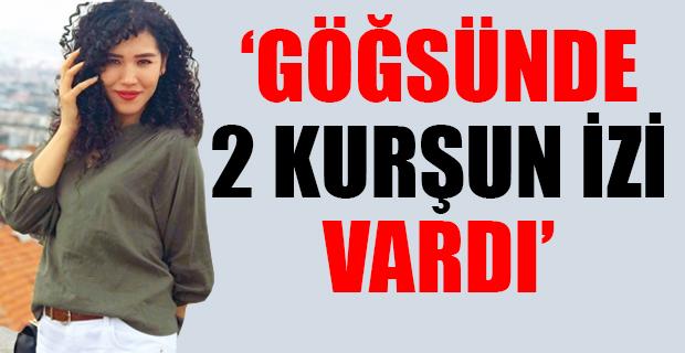 Silah ve kapı kolundaki parmak izleri Nadira Kadirova'ya ait çıktı!