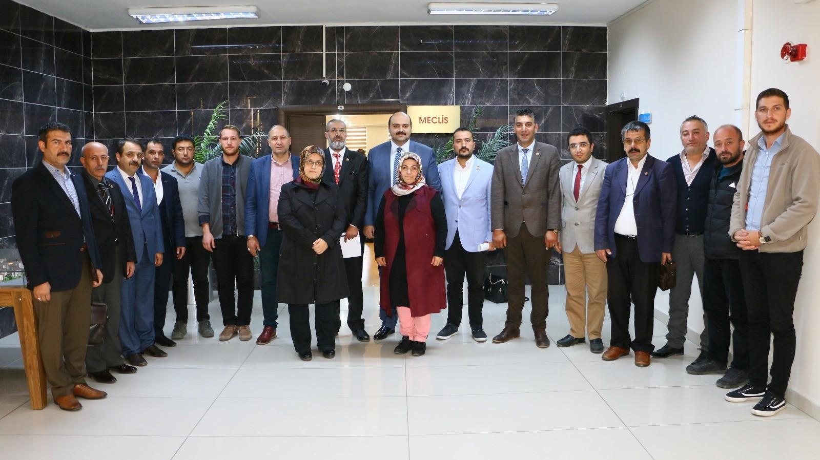 Barış Pınarı Harekatı'na Aziziye'den tam destek