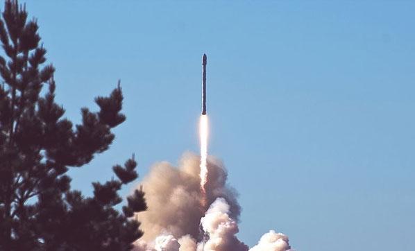 En yüksek irtifalı uydu fırlatışı gerçekleşti