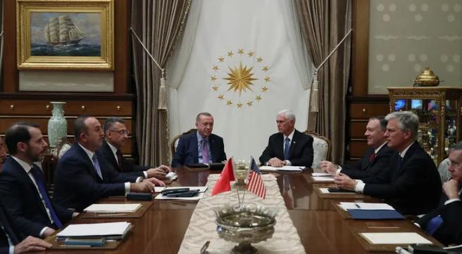ABD-Türkiye görüşmesinin detayları ortaya çıktı!