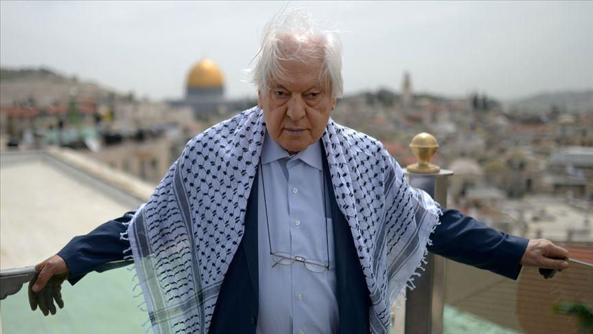 'Kudüs şairi' Nuri Pakdil'e veda
