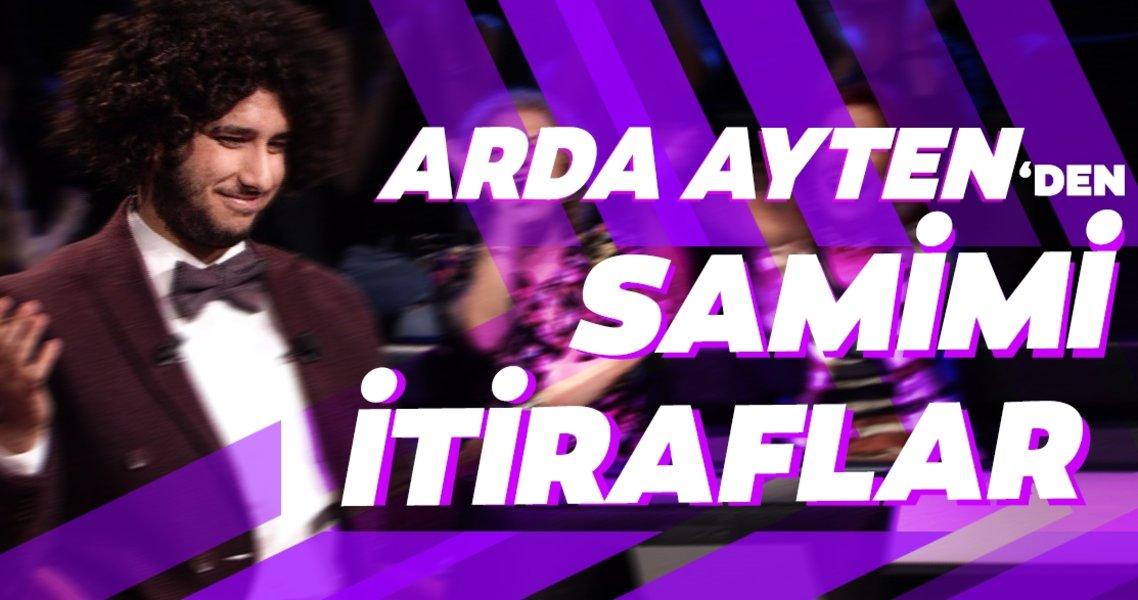 1 Milyon TL'lik büyük ödülü kazanan Arda Ayten'den samimi açıklamalar