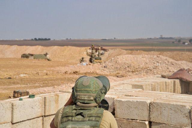 MSB: PKK/YPG son 36 saatte 14 taciz/saldırı gerçekleştirdi