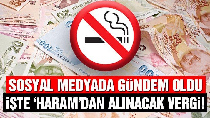 Devlet sigaradan 64.8 milyar TL ÖTV geliri bekliyor