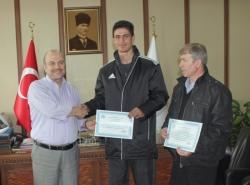 Sağlıkspor'da Erzurum'a şampiyonluk
