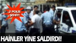 Osmaniye'de çatışma: 2 şehit!