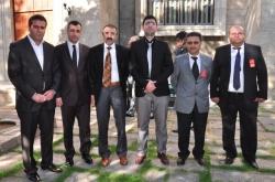 Erzurumlu vekilere hemşeri desteği