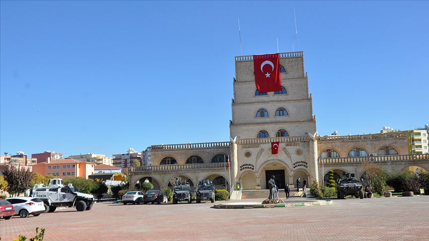 Kızıltepe Belediyesine görevlendirme