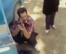 3 kızını öldürürken videoya çekildi