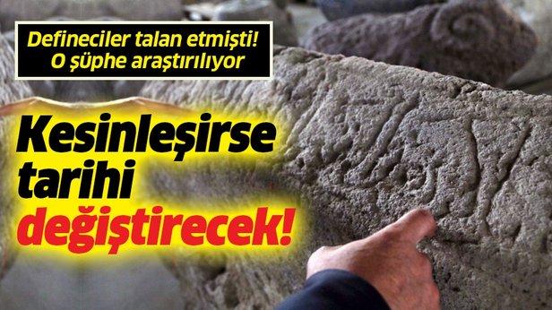 Erzurum'da bulunan sandukalardaki kemiklerle ilgili DNA çalışması sürüyor