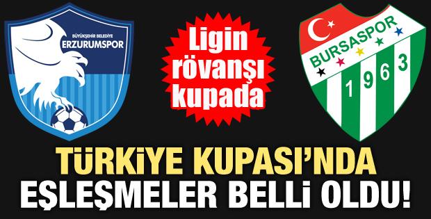 Kupada rakip Bursaspor...