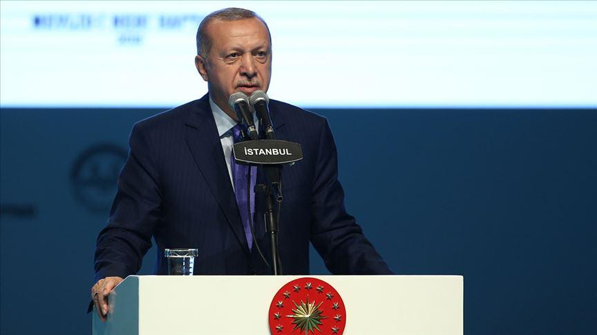 Erdoğan: Hiç kimse bizim aramıza ayrılık tohumları ekemez
