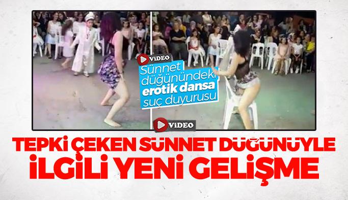 Sünnet düğününde dansöz krizi ile ilgili şok gelişme!
