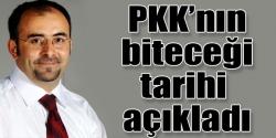 PKK önümüzdeki bahar biter!