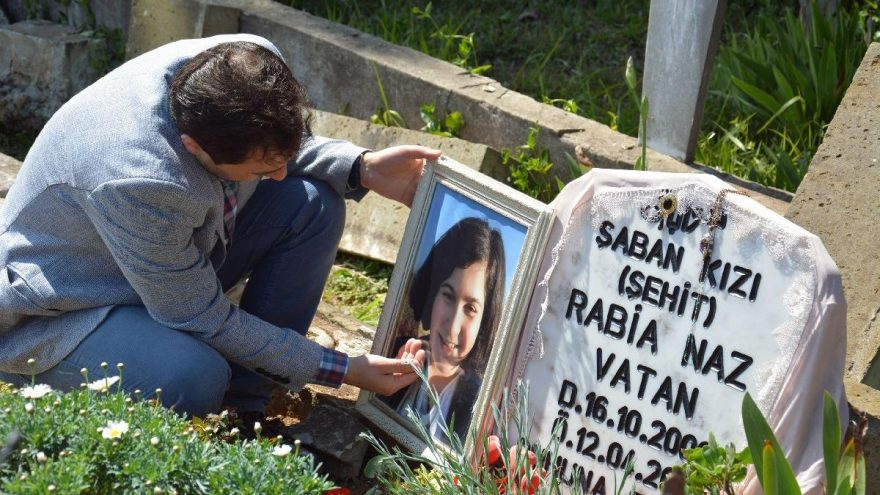 Şüpheli şekilde ölen Rabia Naz'ın babası gözaltında!