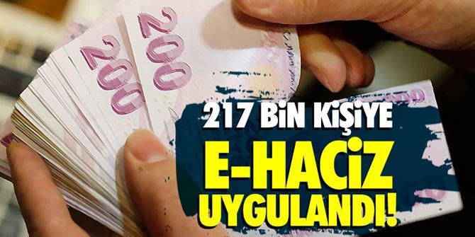 """""""KYK'ya borç taksitlerini ödeyemeyen 217 bin kişiye e-haciz uygulandı"""""""