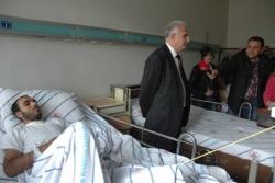 Erzurum'da 51 yaralı var!