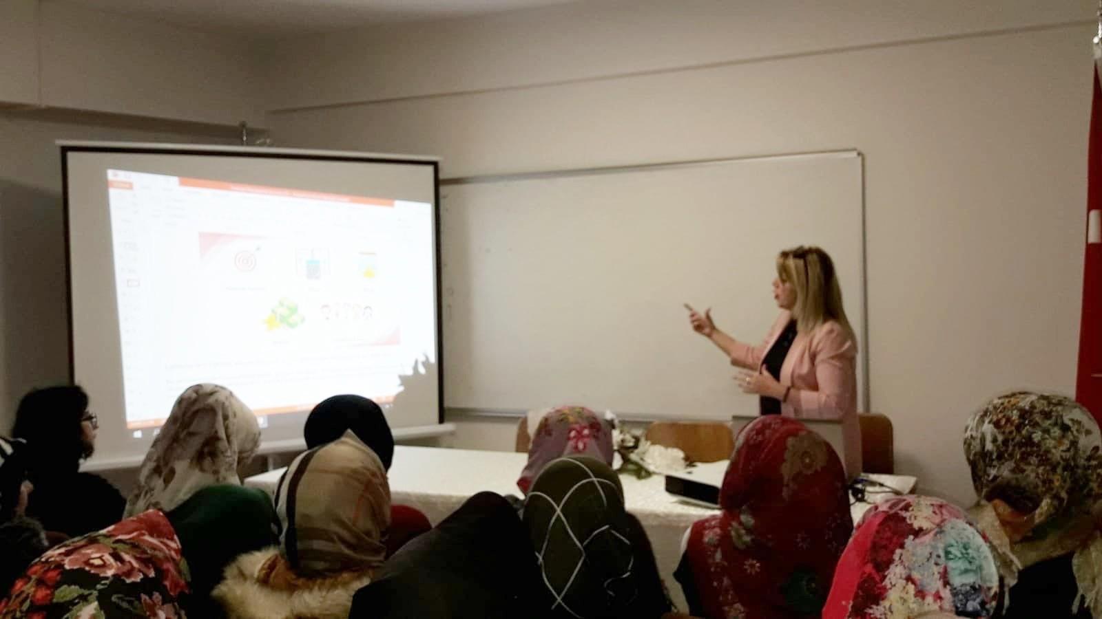 Erzurum'da 'Finansal Okuryazarlık' semineri
