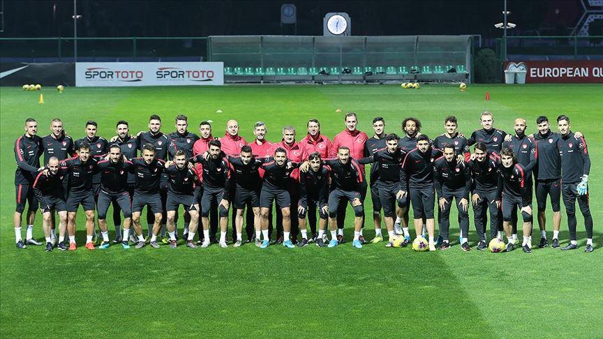 Türkiye EURO 2020 bileti için sahada