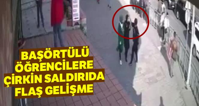 Bakan Soylu, başörtülü kızlara saldıran kadının yakalandığını açıkladı
