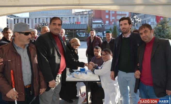 """Erzurum'da diyabet hastası doktorun """"şekerle"""" mücadelesi"""