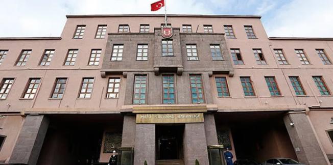 Milli Savunma Bakanlığı'ndan KKTC Bayrağı'nın yakılmasıyla ilgili çok sert açıklama