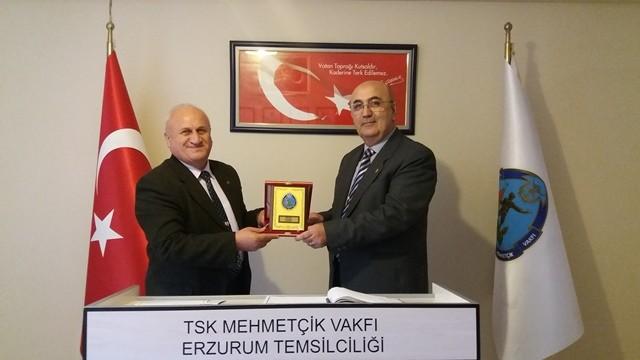 Mehmetçik Vakfı'nda görev değişikliği