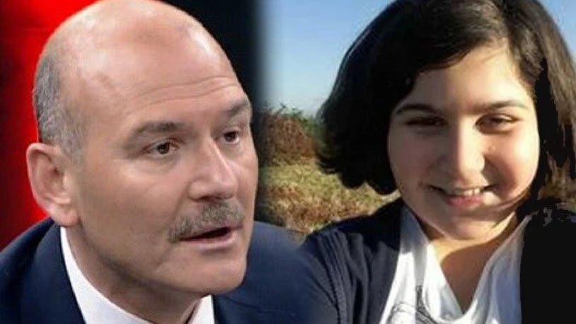 Bakan Soylu'dan Rabia Naz'ın babası hakkında çarpıcı sözler!
