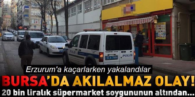 Erzurum'a kaçacaklardı.